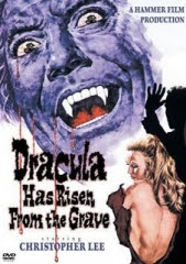 DRACULA HAS RISEN FROM THE GRAVE – DRÁCULA O PERFIL DO DIABO – 1968