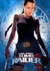 LARA CROFT – TOMB RIDER – 2001
