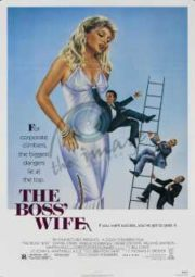 THE BOSS WIFE – A MULHER DO CHEFE – 1986