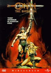 CONAN THE BARBARIAN – CONAN O BÁRBARO – 1982