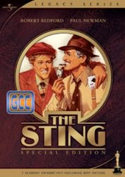 THE STING – GOLPE DE MESTRE – 1973