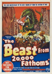 DOWNLOAD / ASSISTIR THE BEAST FROM 20.000 FATHOMS - O MONSTRO DO MAR - 1953