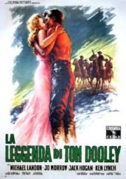 THE LEGEND OF TOM DOOLEY – ASSASSINO COVARDE – 1959