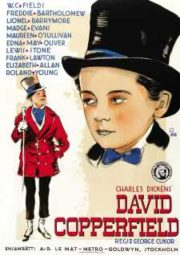 DAVID COPPERFIELD – DAVID COPPERFIELD – 1935