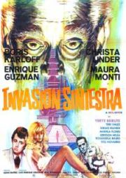 THE INCREDIBLE INVASION – INVASÃO SINISTRA – 1971