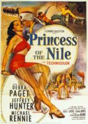 PRINCESS OF THE NILE – A PRINCESA DO NILO – 1954