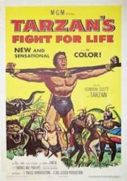 TARZAN'S FIGHT FOR LIFE – TARZAN E A TRIBO NAGASU – 1958