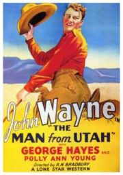 THE MAN FROM UTAH – O HOMEM DE UTAH – O TORNEIO DA MORTE – 1934