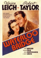 WATERLOO BRIDGE – A PONTE DE WATERLOO – 1940