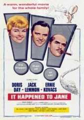 IT HAPPENED TO JANE – A VIUVINHA INDOMÁVEL – 1959