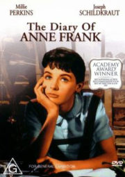 THE DIARY OF ANNE FRANK – O DIÁRIO DE ANNE FRANK – 1959