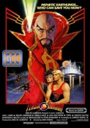FLASH GORDON – FLASH GORDON – 1980