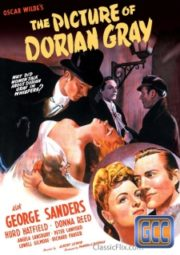 THE PICTURE OF DORIAN GRAY – O RETRATO DE DORIAN GRAY – 1945