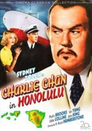 CHARLIE CHAN IN HONOLULU – CHARLIE CHAN EM HONOLULU – 1938