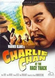 CHARLIE CHAN AT THE RACE TRACK – CHARLIE CHAN NO HIPÓDROMO – 1936