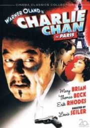 CHARLIE CHAN IN PARIS – CHARLIE CHAN EM PARIS – 1935