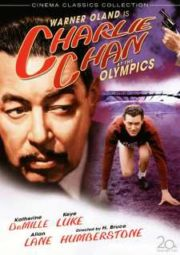 CHARLIE CHAN AT THE OLYMPICS – CHARLIE CHAN NOS JOGOS OLÍMPICOS – 1937