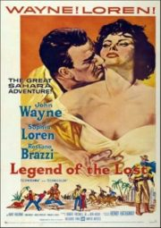 TIMBUCTÙ LEGEND OF THE LOST – A LENDA DOS DESAPARECIDOS – 1957