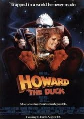 HOWARD THE DUCK – HOWARD O SUPER-HERÓI – 1986
