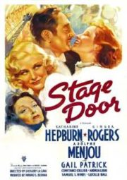STAGE DOOR – NO TEATRO DA VIDA – 1937