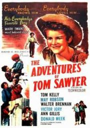 THE ADVENTURES OF TOM SAWYER – AS AVENTURAS DE TOM SAWYER – 1938