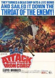 DOWNLOAD / ASSISTIR ATTACK ON THE IRON COAST - FORTALEZA DO INFERNO - 1968