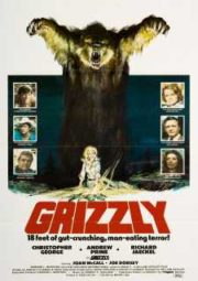 GRIZZLY – GRIZZLY A FERA ASSASSINA – 1976