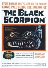 THE BLACK SCORPION – O ESCORPIÃO NEGRO – 1957