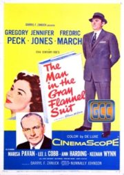 THE MAN IN THE GRAY FLANNEL SUIT – O HOMEM DO TERNO CINZENTO – 1956