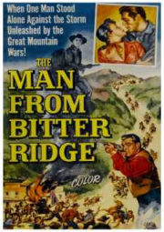 THE MAN FROM BITTER RIDGE – A CARAVANA DA MORTE – 1955