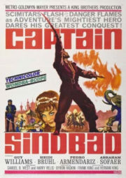 CAPTAIN SINDBAD – AS AVENTURAS DO CAPITÃO SINBAD – 1963