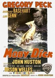 MOBY DICK – MOBY DICK – 1956