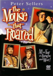 THE MOUSE THAT ROARED – O RATO QUE RUGE – 1959