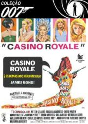 007 CASINO ROYALE – 007 CASINO ROYALE – 1967