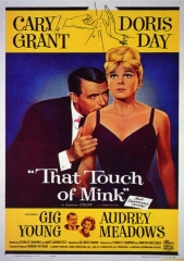 THAT TOUCH OF MINK – CARÍCIAS DE LUXO – 1962