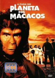 ESCAPE FROM THE PLANET OF THE APES – FUGA DO PLANETA DOS MACACOS – 1971