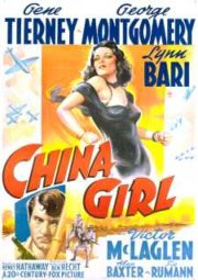 CHINA GIRL – PAIXÃO ORIENTAL 1942