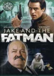 JAKE AND THE FATMAN – JAKE E MCCABE – 1° TEMPORADA – 1987 A 1988