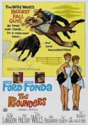 DOWNLOAD / ASSISTIR THE ROUNDERS - GINETES INTRÉPIDOS - 1965