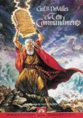 THE TEN COMMANDMENTS – OS DEZ MANDAMENTOS – 1956
