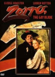 ZORRO THE GAY BLADE – AS DUAS FACES DE ZORRO – 1981