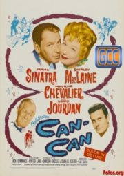 CAN CAN – CAN CAN – 1960