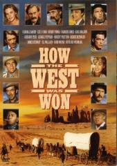 HOW THE WEST WAS WON – A CONQUISTA DO OESTE – 1962