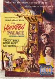 HAUNTED PALACE – O CASTELO ASSOMBRADO – 1963