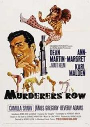 MURDERER'S ROW – MATT HELM CONTRA O MUNDO DO CRIME – 1966