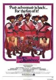 THE FIFTH MUSKETEER – O QUINTO MOSQUETEIRO – 1979
