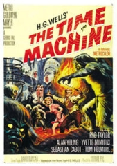 THE TIME MACHINE – A MÁQUINA DO TEMPO – 1960