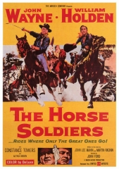 THE HORSE SOLDIERS – MARCHA DE HERÓIS – 1959