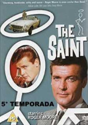 THE SAINT – O SANTO – 5° TEMPORADA – 1966 A 1967