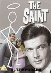 THE SAINT – O SANTO – 4° TEMPORADA – 1965